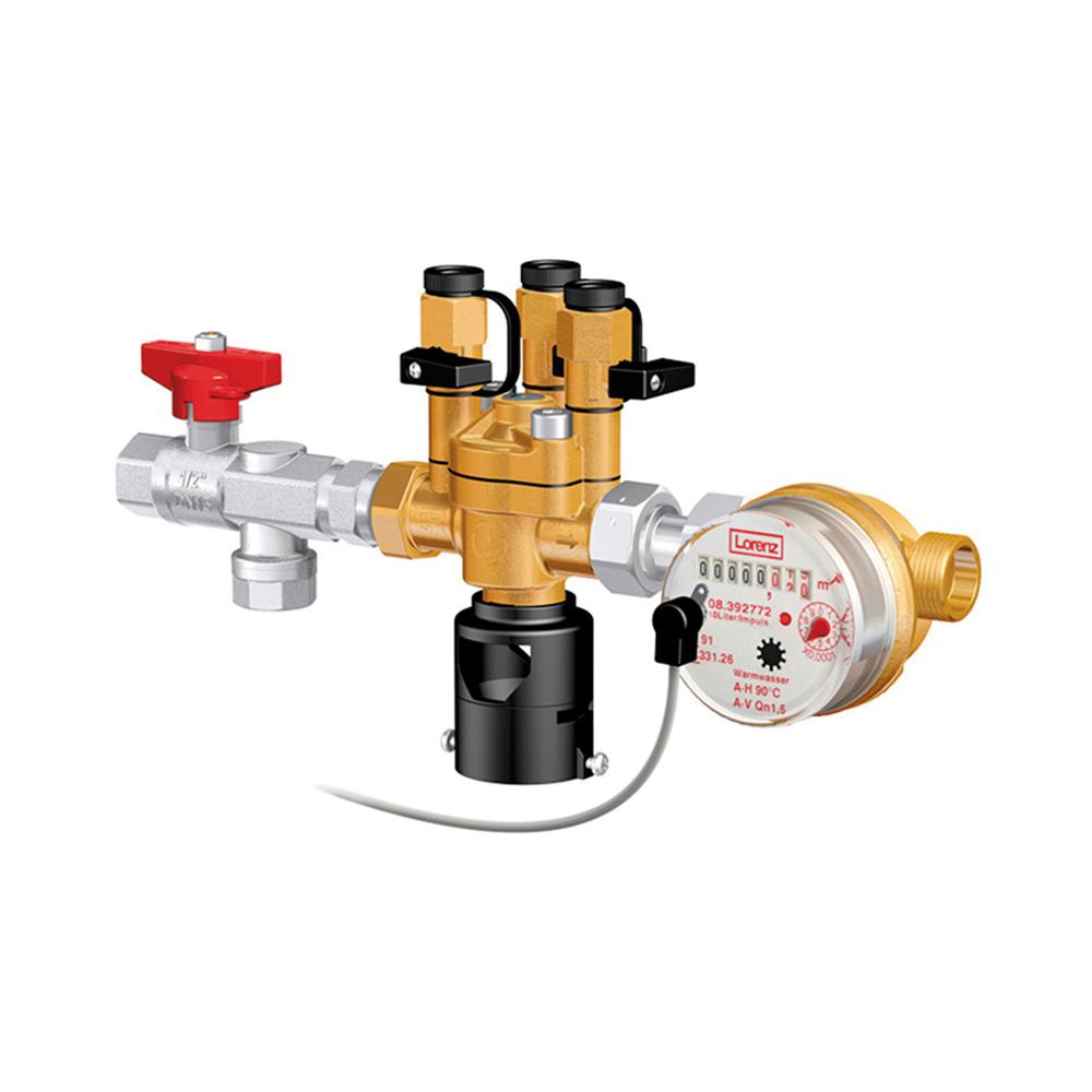 Sotex Nitromat Basic stikstof systemen