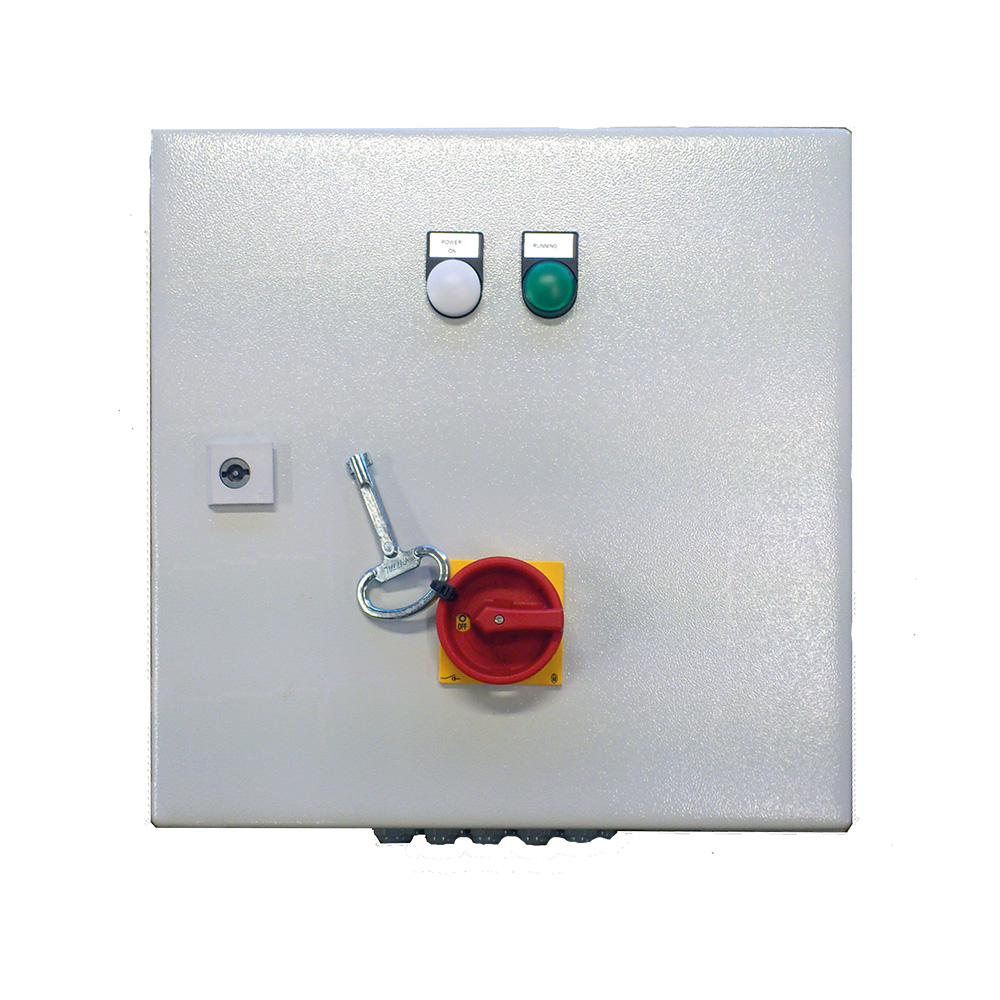 Elektronische niveau regeling TMB Duo Basic
