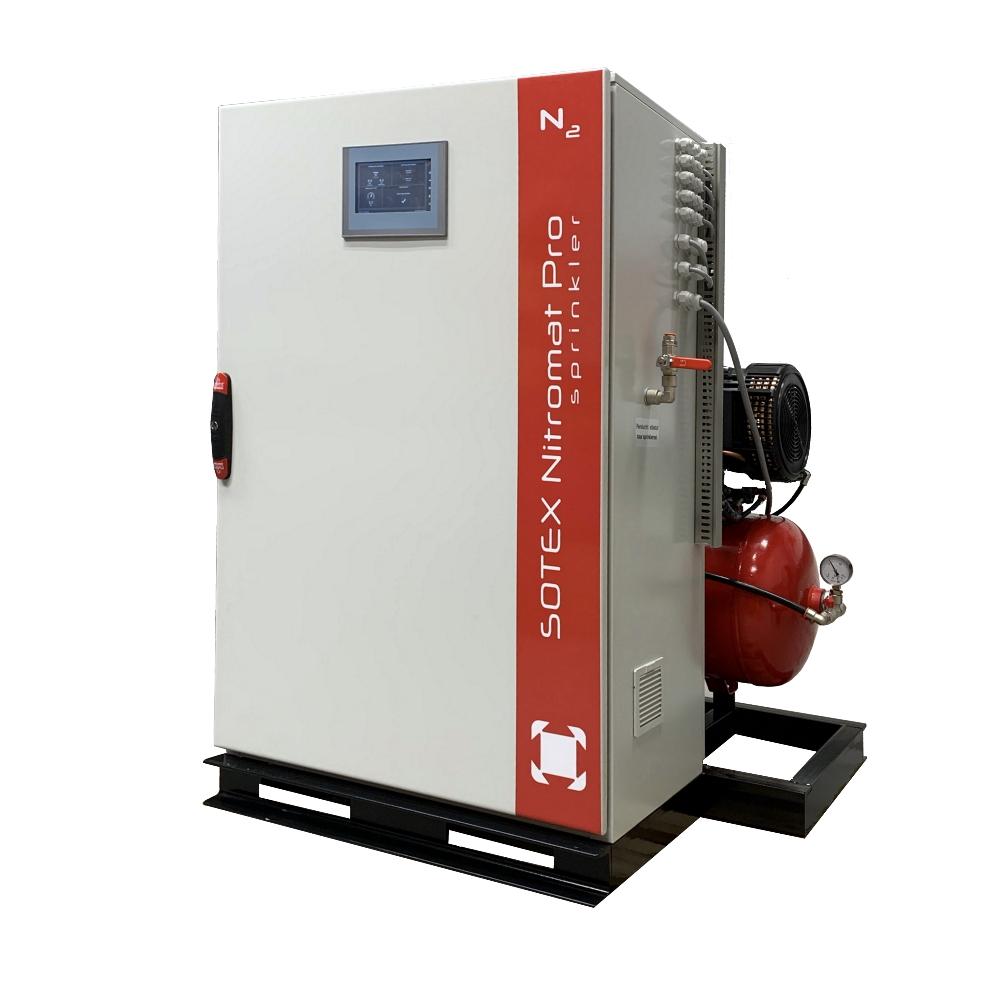 Sotex Nitromat Pro Sprinkler S1 stikstofgenerator